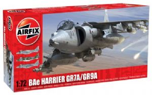 AX04050 BAe Harrier GR.9 NEW TOOLING